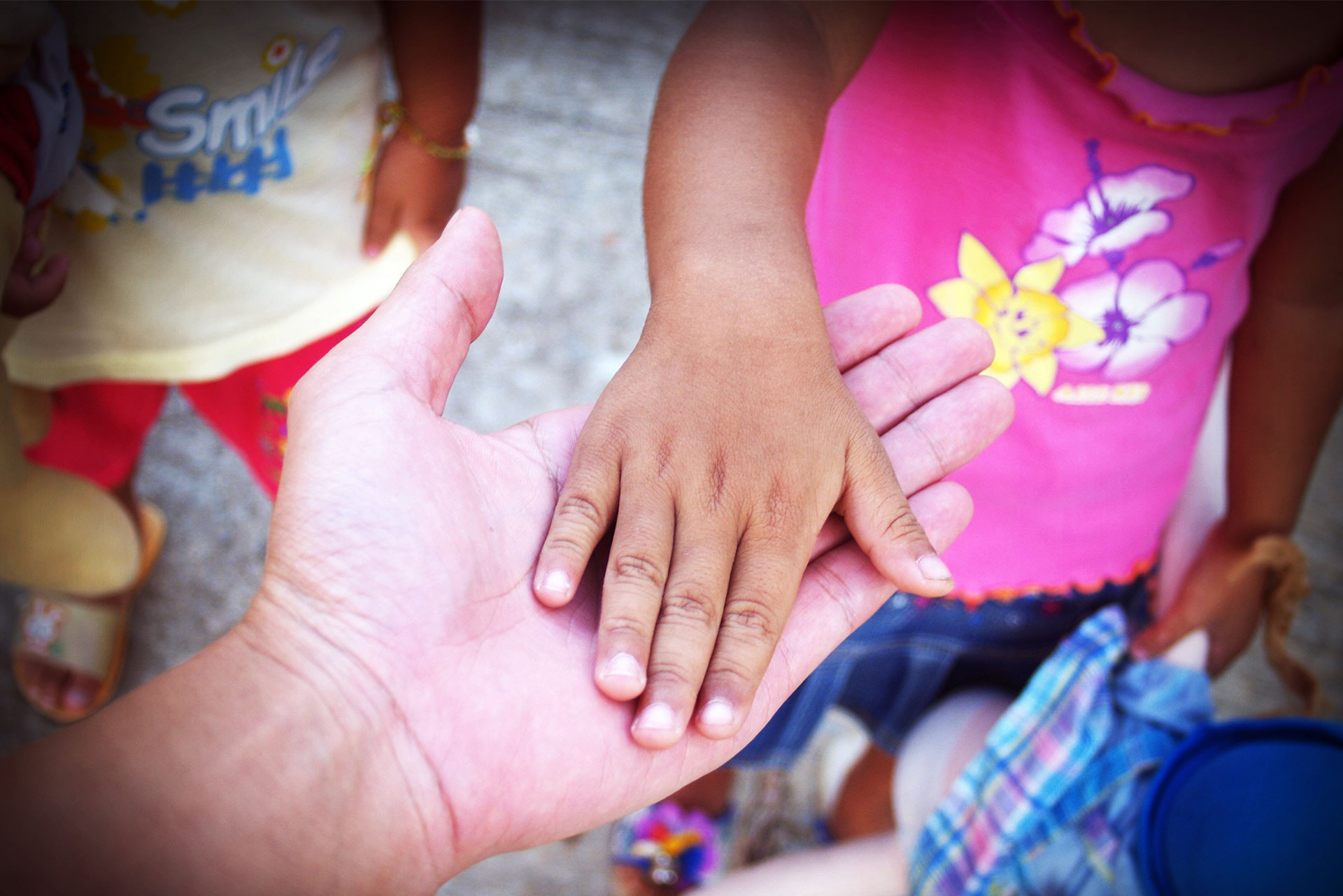 Child Care is the best social work. Preparing children academically, while enabling parents to work outside the home.